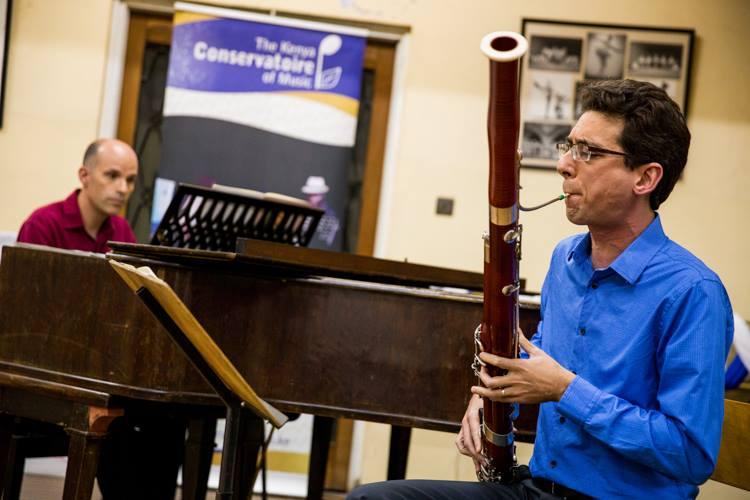 david on bassoon