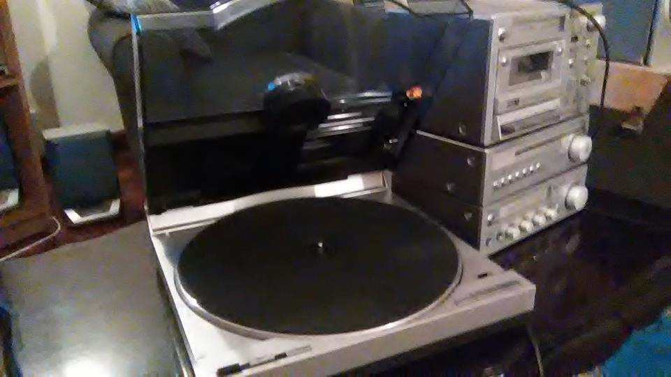 vinyl itself