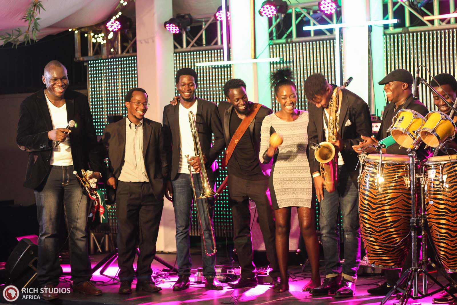 The Nairobi Horns Project