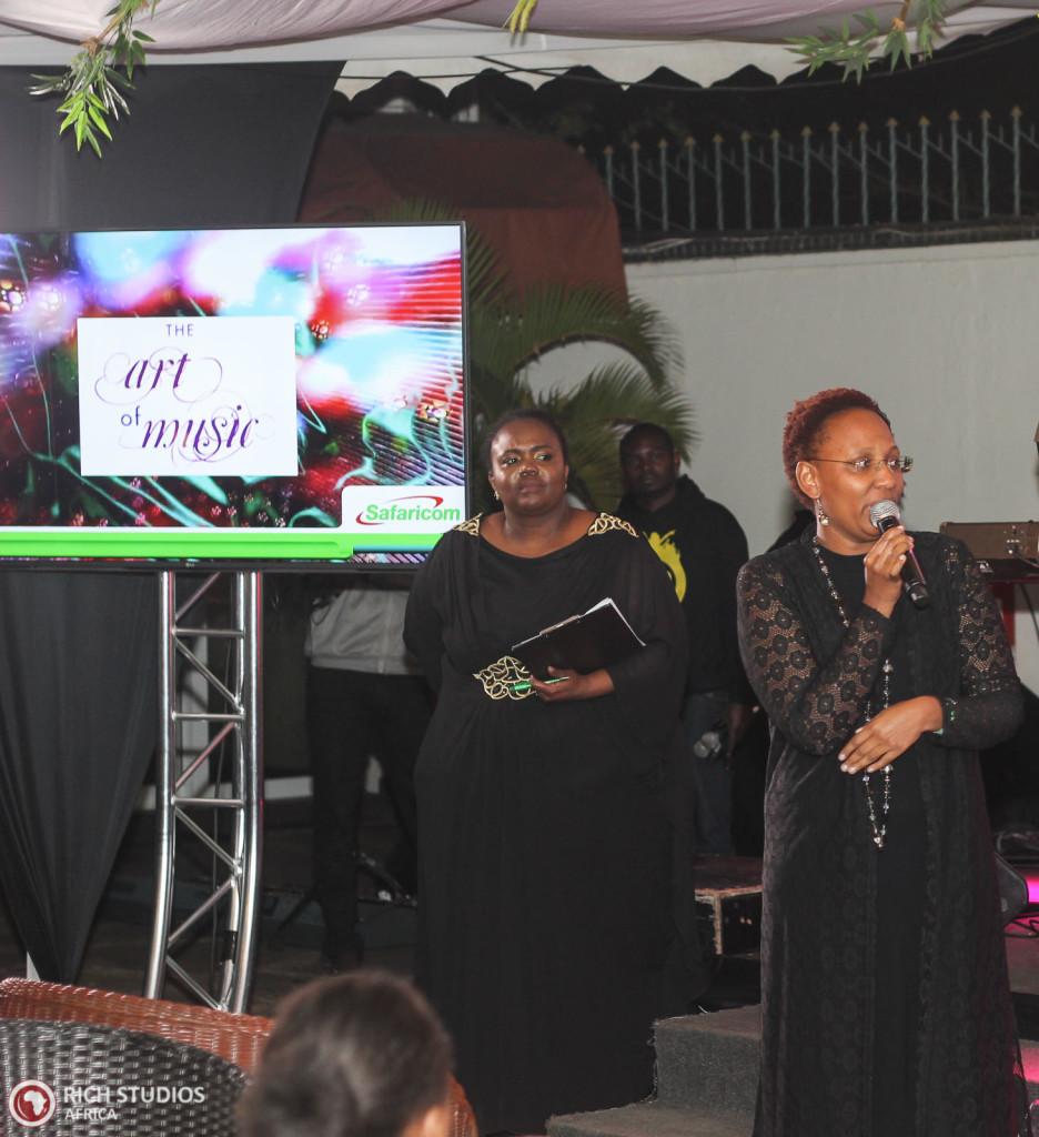Elizabeth Njoroge of the Art of Music