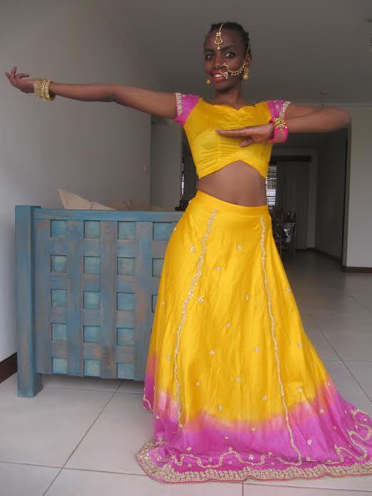 Adavu basic dance Unit