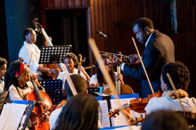 Safaricom Youth Orchestra