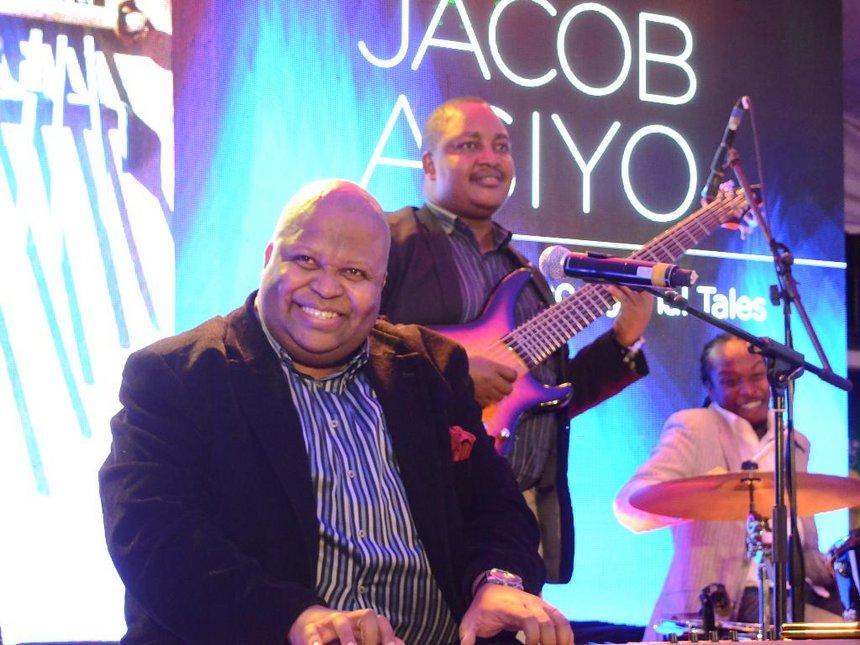 Jacob Asiyo photo credits: star.co.ke