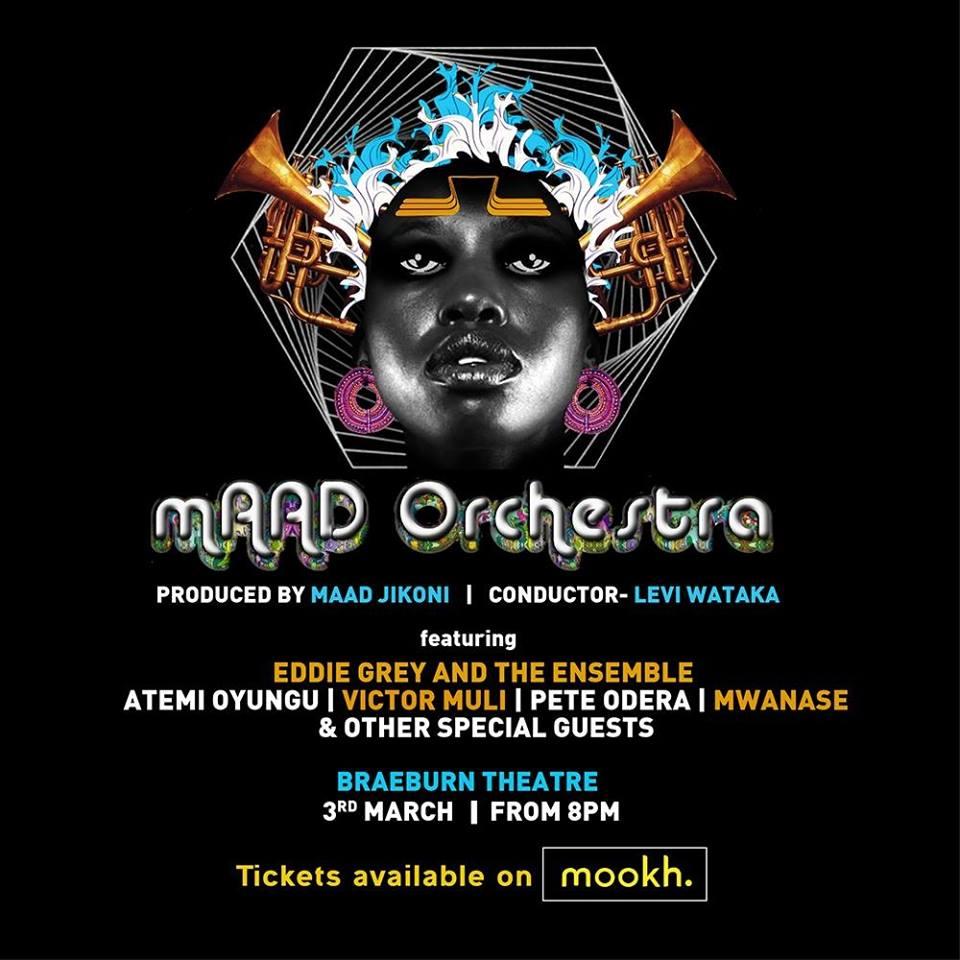 Maad Orchestra header