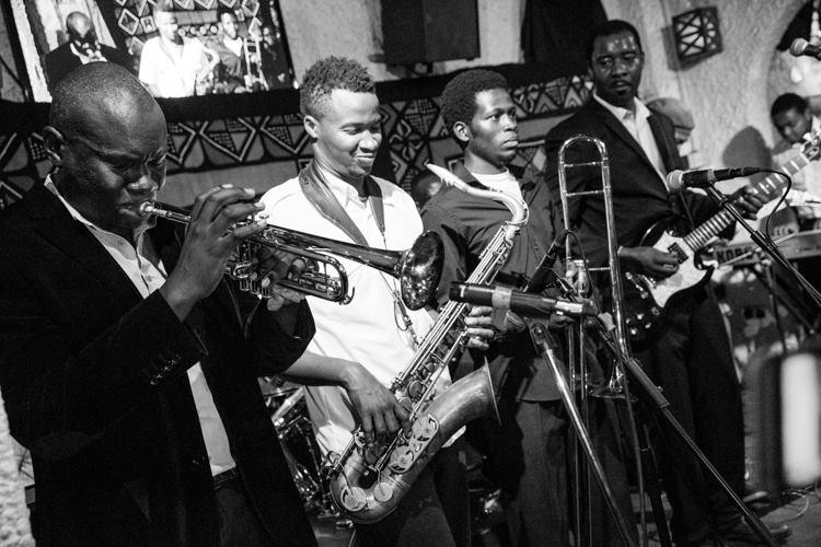 Nairobi Horns Project 2015