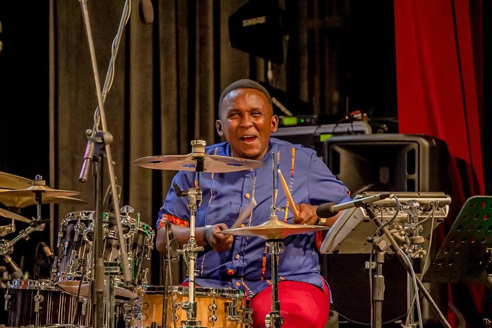 """Kenn """"Biggie"""" Njoroge – Drummer, Band Manager"""