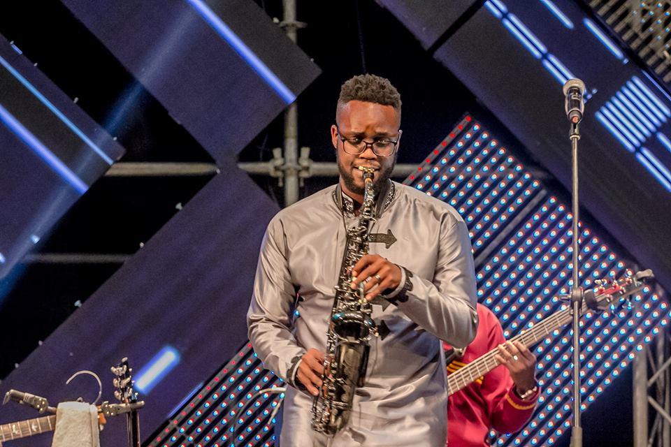 "Samwel ""Laka"" Nyaga – Saxophonist,"