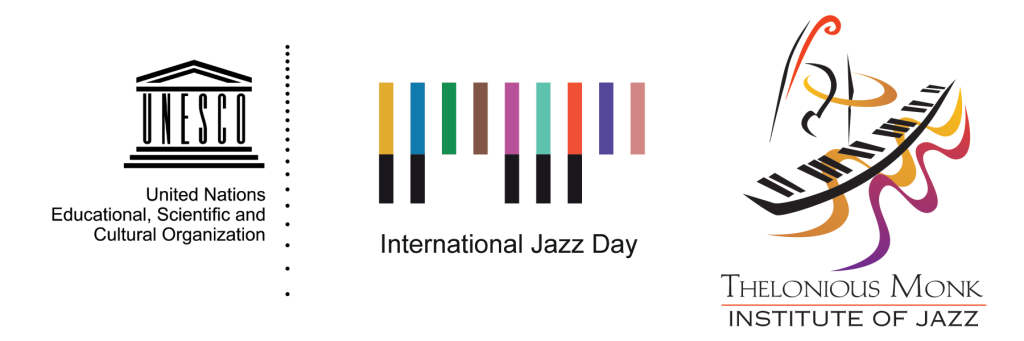 UNESCO Jazz Day theme logo. Credits: Jazzday.com
