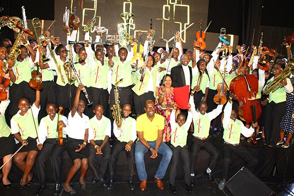 Safaricom Youth Orchestra credits: safaricom.co.ke