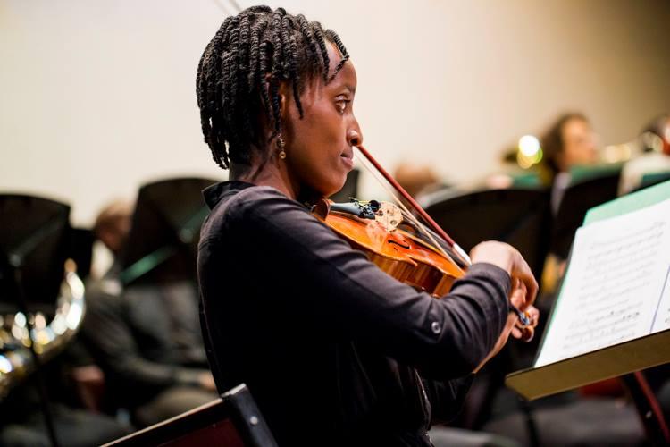 Concert Master - Bernadette Muthoni