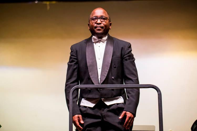 The conductor - Dancun Wambugu