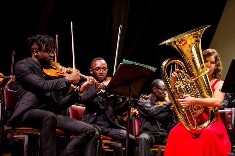 Jennifer Wafula -Tuba