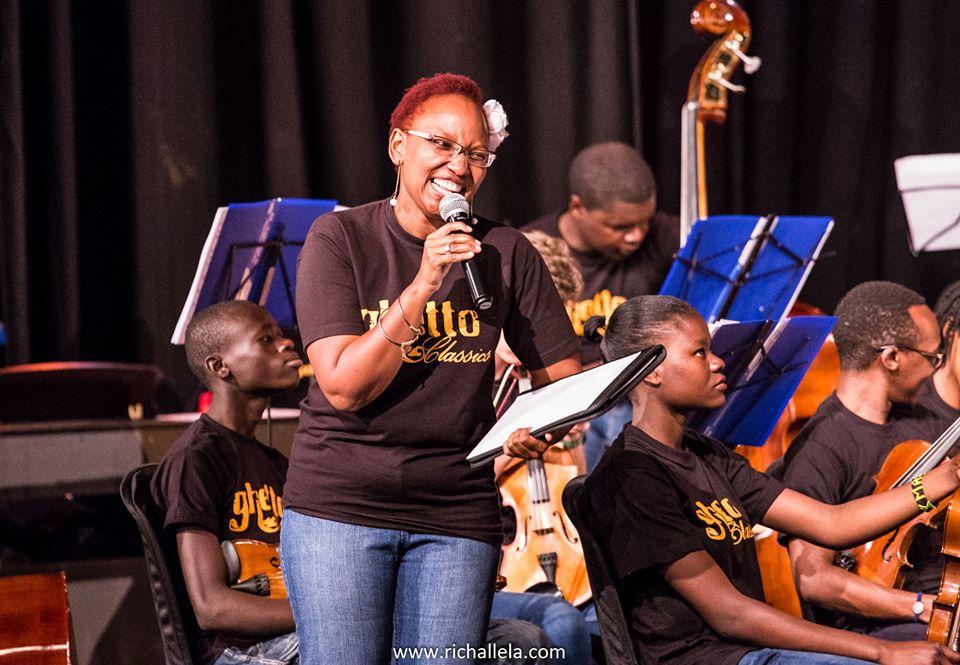 Elizabeth Njoroge -Emcee for the night