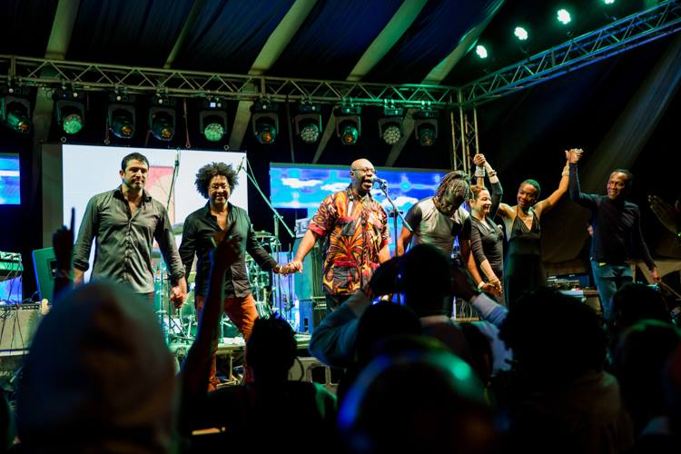 Manu and the Soul Makossa Gang at Koroga May 2016 - Quaint Photography