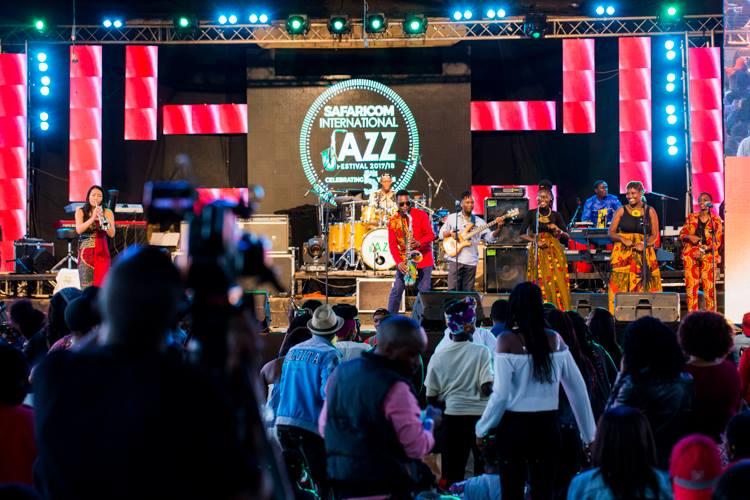 Juma Tutu and Swahili Jazz Band