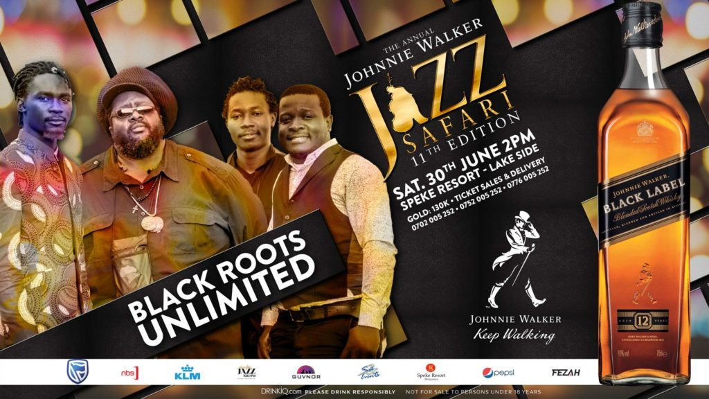 Black Roots Unlimited Credits Jazz Safari