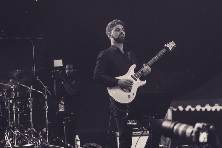 Ciro Manna on Guitar