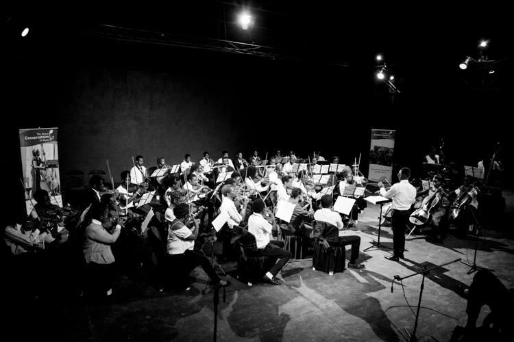 Kenya Music Conservatoire Orchestra