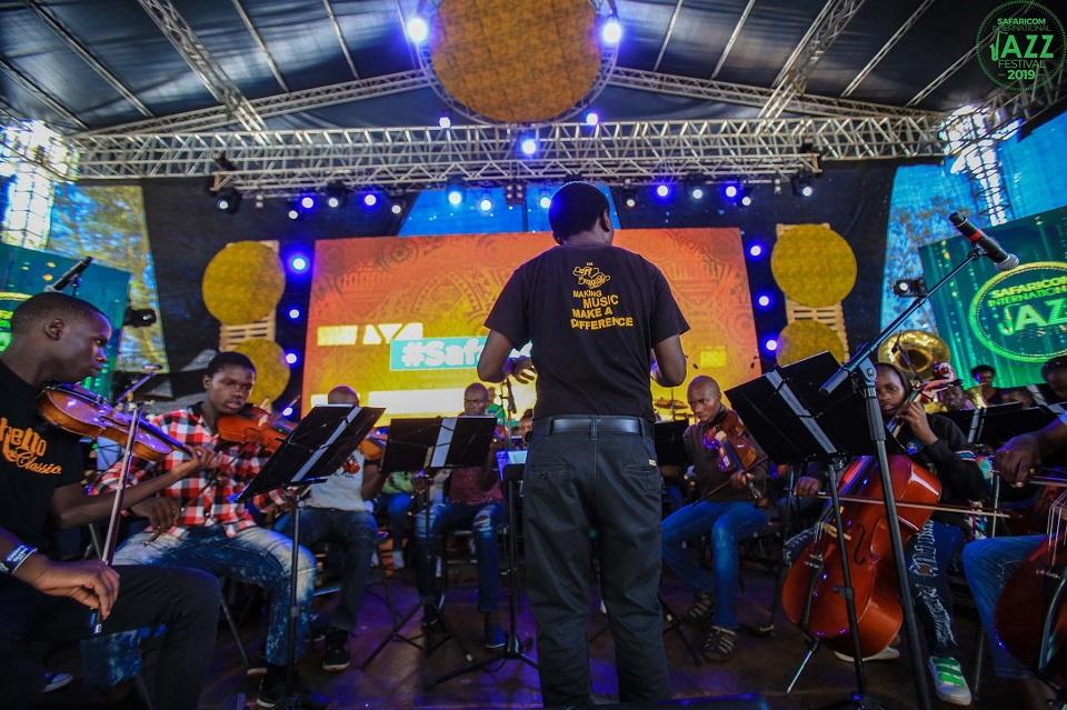 Ghetto Classics Orchestra