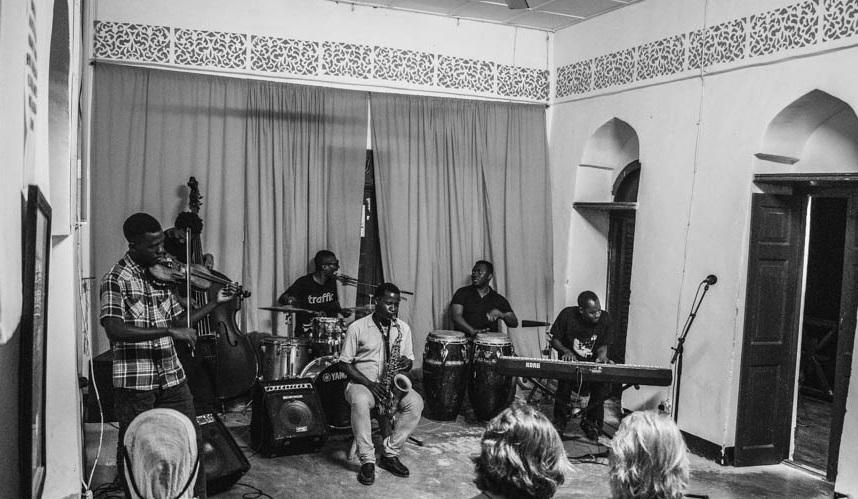 Tarajazz band, Zanzibar